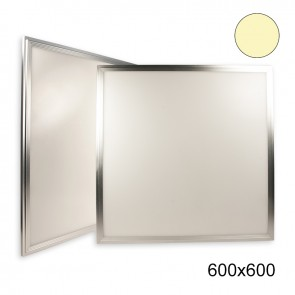 LED Panel 600x600 diffuse, 50 Watt, warmweiss 2700K, dimmbar-32949
