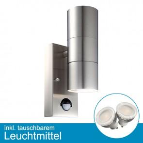 LED Außenleuchte STYLE mit tauschbarem Leuchtmittel GU10, 6 Watt, neutralweiss-39305