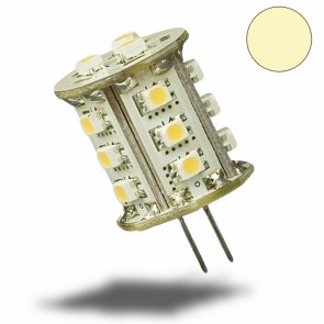 GU4-SMD18 LED, warmweiss-31078