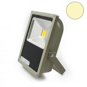 LED Fluter 50Watt, warmweiss, silber matt-38102