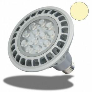 LED PAR38, E27, 230V, 16W, 30°, warmweiss, dimmbar-32852