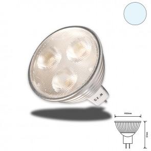 LED-Spot Strahler MR16 3x2 watt, kaltweiss, dimmbar-31135