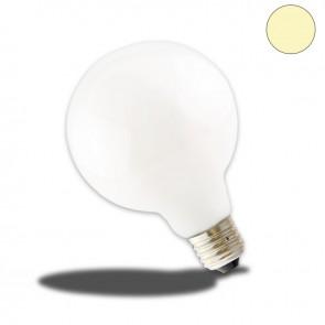 E27 LED Globe G95, 8W, milky, warmweiß-35596