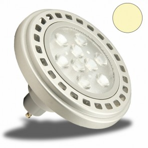 ES111 GU10 LED Spot, 11 Watt, 30°, warmweiss-32808