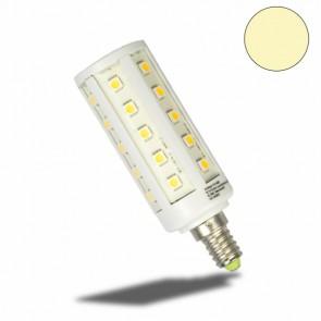 E14 LED Corn Leuchtmittel, 35SMD, 6,5W, warmweiss-32400