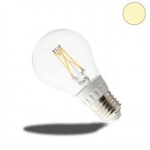 Retro LED Birne Filament E27, 6W, 600 Lumen, 2800K-38107
