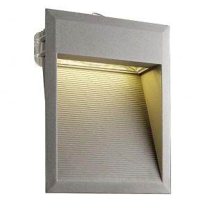 DOWNUNDER LED 27 Wandleuchte, steingrau, warm-weisse LED-342230222