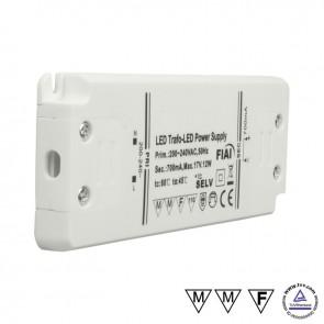 LED Trafo 700mA, 0-12W-35025