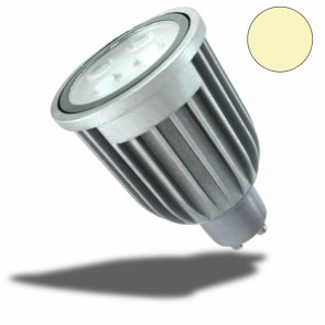GU10 LED Strahler, 4x1,5W, 6W, warmweiss-32456