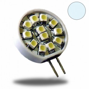 G4 LED BULB 12 SMD, weiss-31088