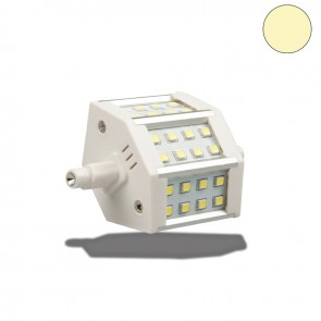 R7s 5 Watt LED-Stableuchtmittel, 24 SMD, 78mm, warmweiß-35207