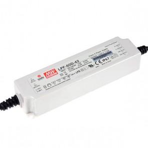 LED Trafo MW LPF-60D-42 1,43A, dimmbar-35415