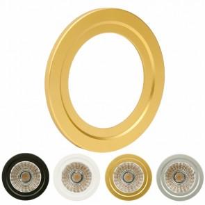 Colorflex Wechselring GOLD MATT für LED 5W COB-32866