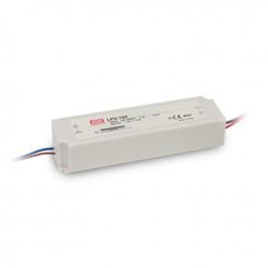 IP LED Trafo MW LPV IP67, 12V, 0-100W,-35327