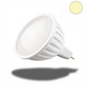 Retro MR16 LED Strahler GU5.3, 4,5 Watt, warmweiss-38112