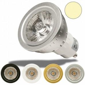 GU10 LED Strahler 5W COB, warmweiss, dimmbar-32601