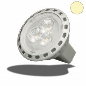 MR11 LED 2W, 30° warmweiss-32716
