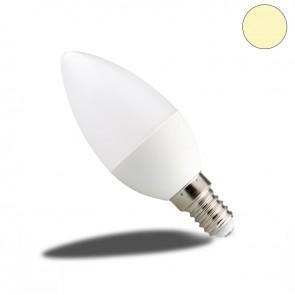 Retro LED Kerze E14, 5W, 400 Lumen, 2700K-38103