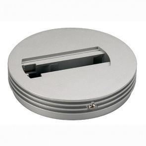 Rosette für 1-Phasen Adapter, silbergrau SLV 143382-342143382