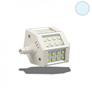 R7s 5 Watt LED-Stableuchtmittel, 24 SMD, 78mm, kaltweiß-35208