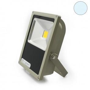 LED Fluter 70Watt, kaltweiss, silber matt-35302